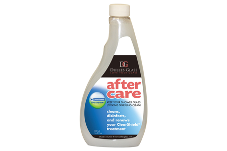ClearShield Aftercare Shower Door Cleaner