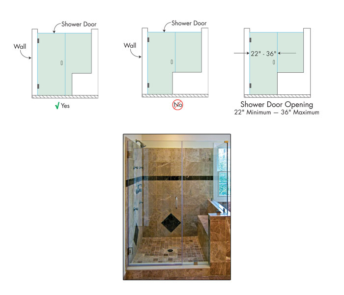 Tips For Planning Your New Shower Enclosure Dulles Glass