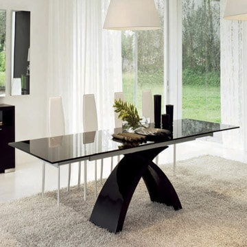 bronze glass table top