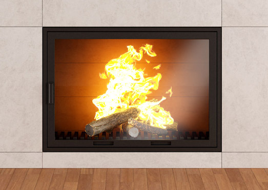 replacement fireplace glass dulles glass and mirror rh dullesglassandmirror com how to clean tempered glass fireplace doors Wood-Burning Fireplace Glass Doors