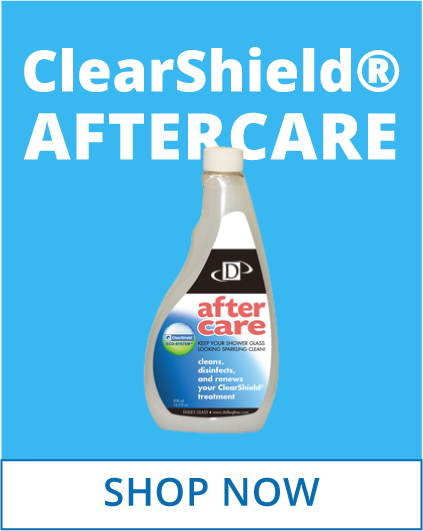 Clearshield Glass AfterCare