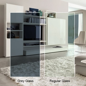 gray glass comparison