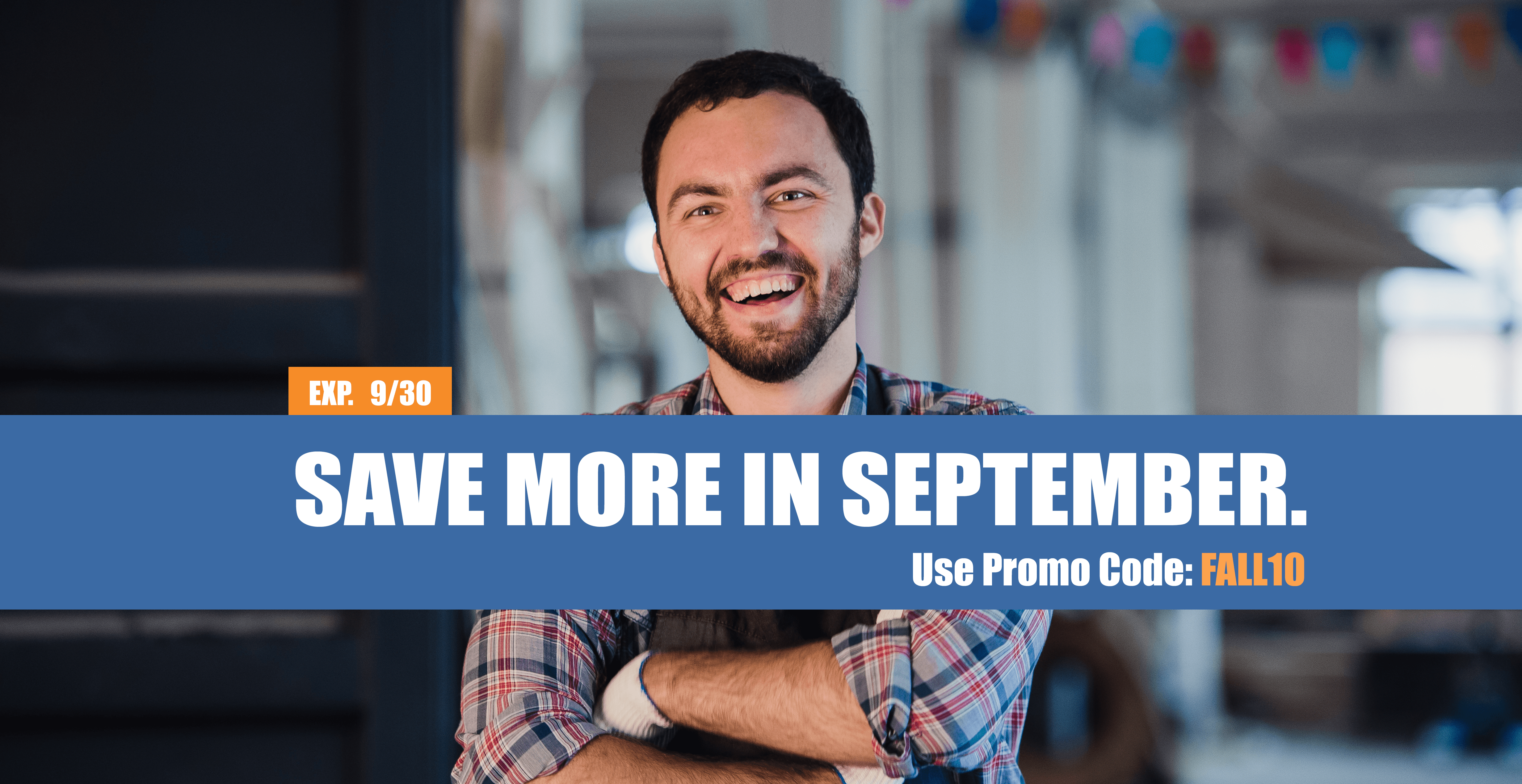Save More in September!