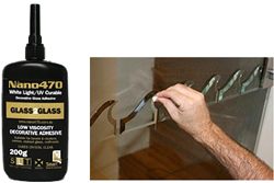 Nano470 Decorative Glass Glue (200 G)