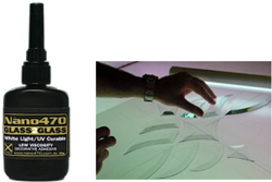Nano470 Decorative Glass Glue (20 G)
