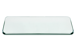 24x48 Inch Rectangle Glass Table Top 3 8 Inch Thick