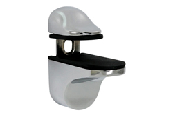 Small Classico Chrome Shelf Bracket