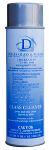 Dulles Glass and Mirror Glass Cleaner