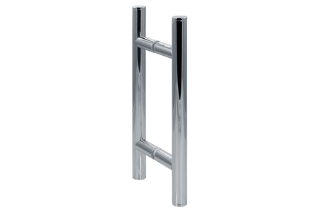 "6"" Ladder Handle - Polished Chrome"