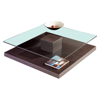 Superieur Square Glass Table Tops