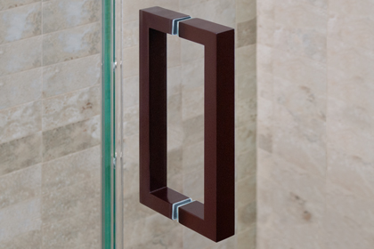 oil rubbed bronze square handles 8 x 8