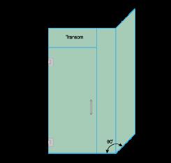 Door/Screen Dimensions