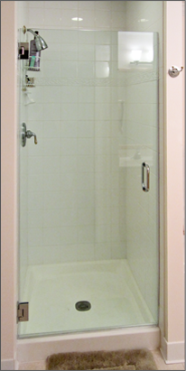 Single Shower Door #2