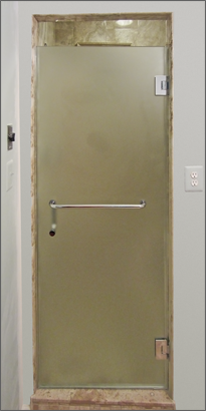 Single Shower Door #1