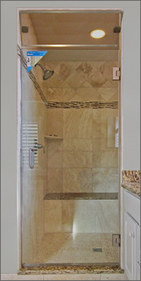 Single Shower Door #3