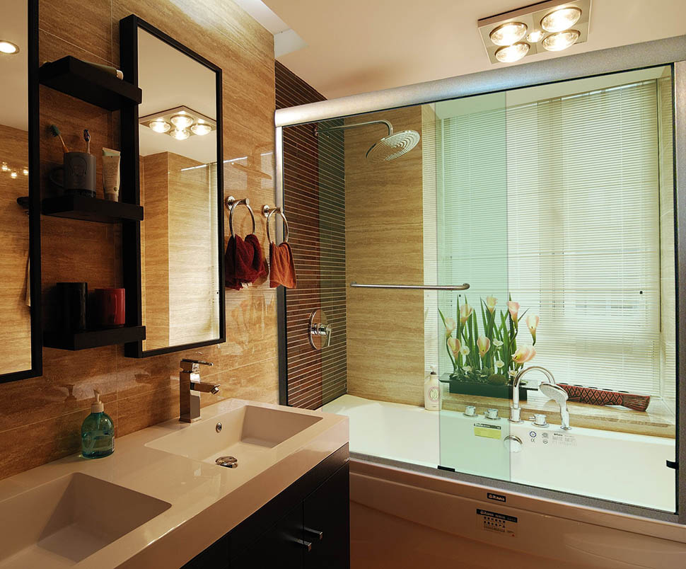 Linear Shower Door transform your bathroom