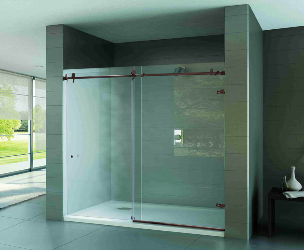 Beautiful Metro Sliding Shower Door