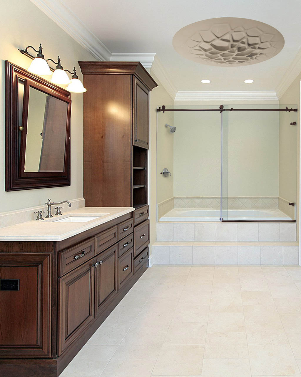 Metro Sliding Shower and Tub Doors | Dulles Glass and Mirror