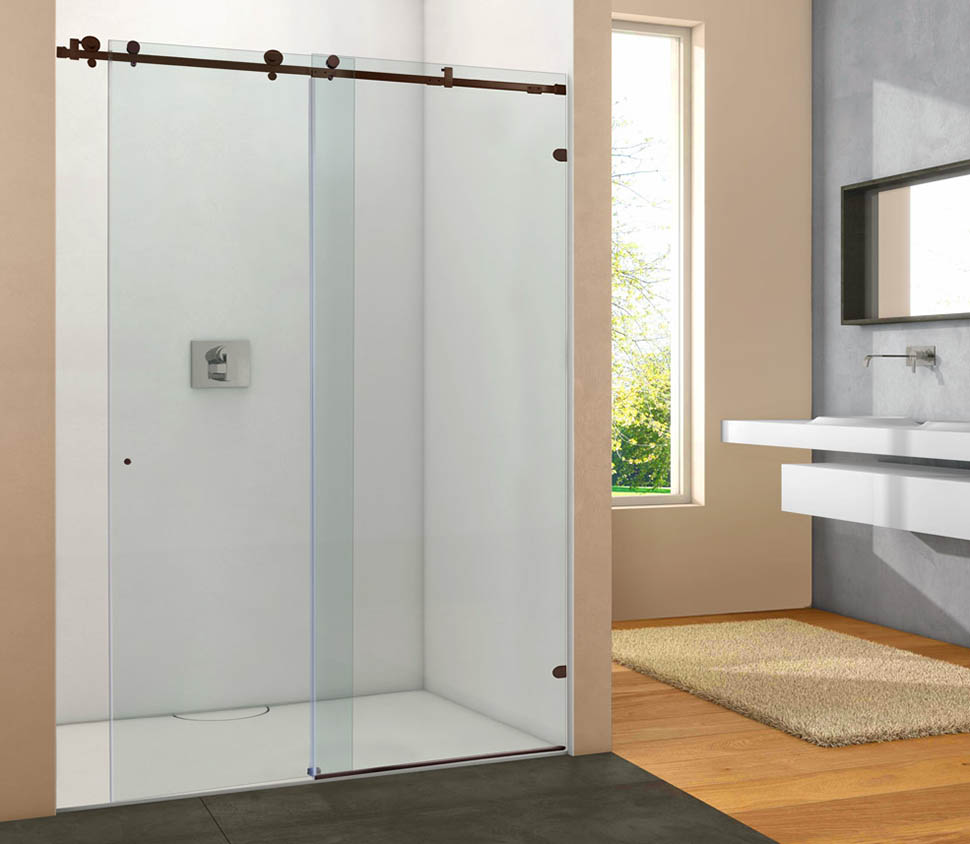 Quadro Sliding Shower And Tub Doors Dulles Glass And Mirror