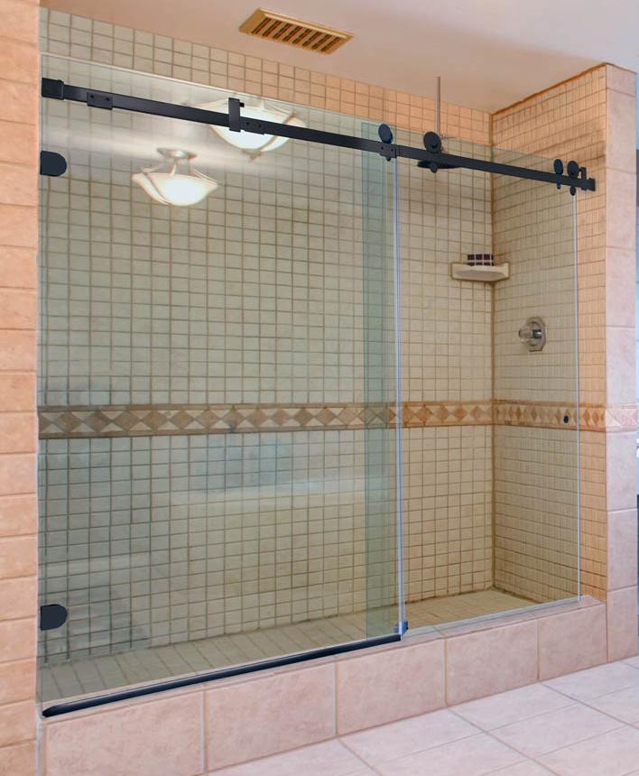 Quadro Shower Door Construction Facts