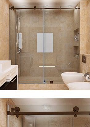 Quadro Shower Doors