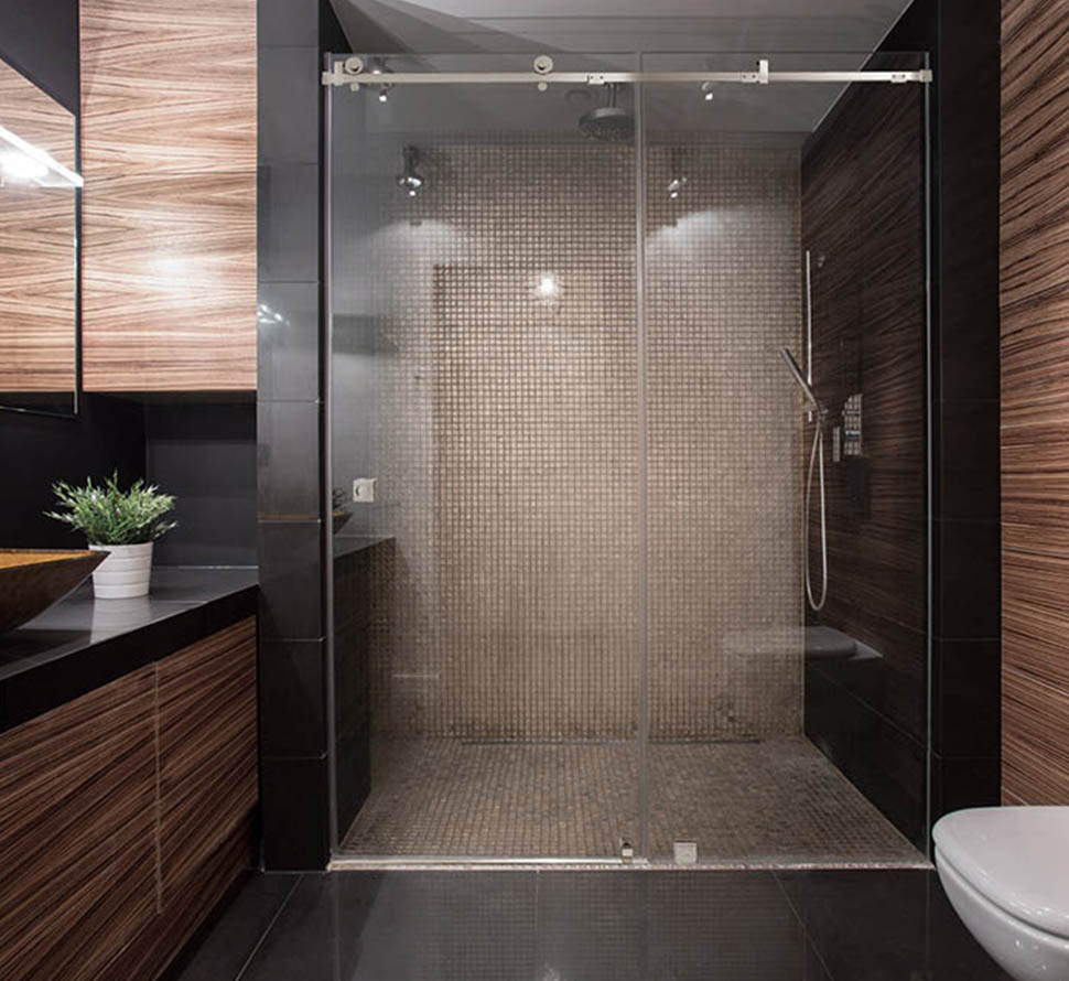 Sliding Doors Of Glass: Custom Sliding Glass Shower Doors