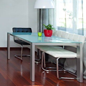 Buy Glass Table Top Covers Online | Furniture Protectors | Dulles ...