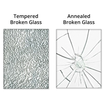 Tempered Gl Vs Annealed